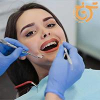 برداشتن کامپوزیت دندان